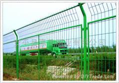 高速公路护栏网隔离栅