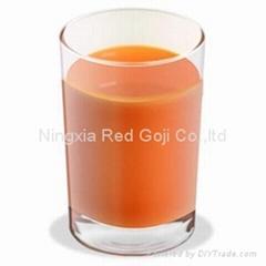 Goji Juice & Concentrate
