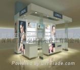 化妝品展示櫃