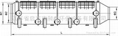 高炉煤气调压阀组消声器