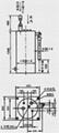 煤氣管道雙管高低壓冷凝水排水器
