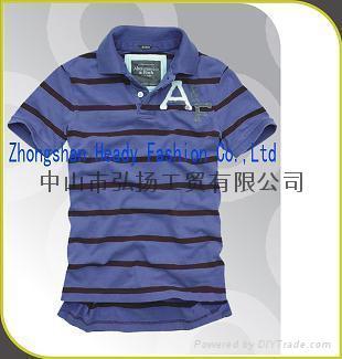 翻领休闲T恤 4