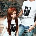 圆领情侣T恤 3
