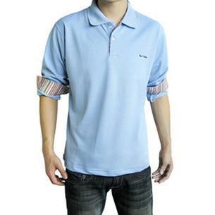 纯棉长袖T恤 1