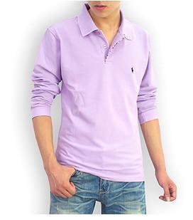 纯棉长袖T恤 4
