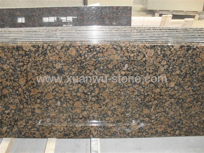 Granite kitchen countertop 2