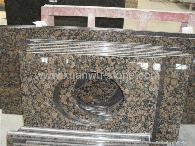 Granite kitchen countertop 5
