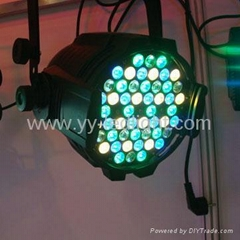 Par-64 3Wx52 RGBW LED Lights