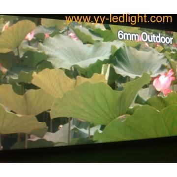 Outdoor P6mm LED Video Displays 1
