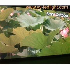 Outdoor P6mm LED Video Displays