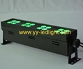 LED Bar Light 16x10W RGBW 4IN1