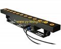 LED Bar Light 12x15W RGBWA 5IN1