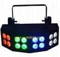 LED Effect Arcuate Light 16x10W RGBW