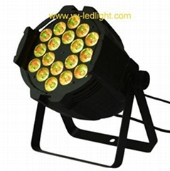 Indoor LED Par 64 Light 18x15W RGBWA 5IN1