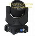 B-EYE LED Mini Moving head 7pcs x 12W