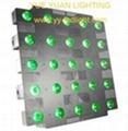5*5 LED Pixel Beam Matrix Blinder Light