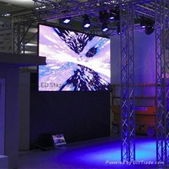 LED Video Wall Panel P3.9mm Indoor for