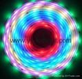 WS2811 5050 RGB Waterproof IP67 Digital LED Flexible Strip Light