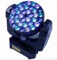 MAC 101 LED  Moving head 36pcs x 5W LEDs