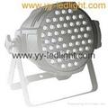 Par-64 3Wx54 RGBW LED Lights