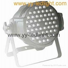 Par-64 3Wx54 RGBW LED Lights