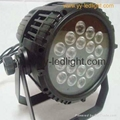 Outdoor LED Par Can 18 x 15Watt RGBWA 5IN1 LEDs