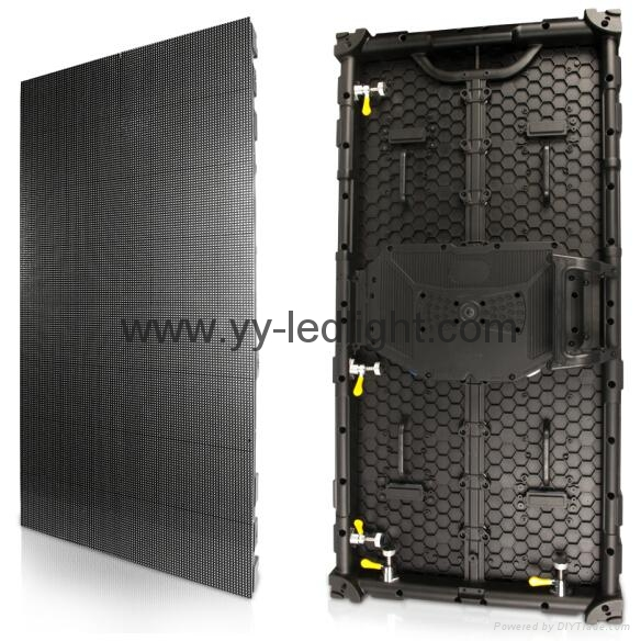 P4.75 LED Video Wall Panel Screen Display F4 1