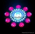 LED Flat Par9 Compact Multi effect RGBW Par Light for DJ Mobile