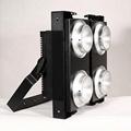 4 Heads 400W COB LED Blinder Light