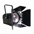 200W Color Temperature Adjustable LED Fresnel Spotlight
