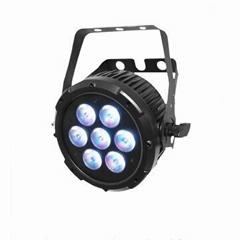 LED Slim Par Light 7x10W RGBW 4-in-1