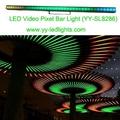 LED Video Pixel Bar Light with Art-Net,