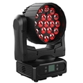 19x15W RGBW LED Zoom Moving Head with