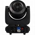 LED Moving Head Beam Zoom Wash Pixel Bee Eye 7x40W RGBW 4-IN-1 Osram LEDs 2