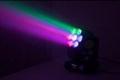 LED Moving Head Beam Zoom Wash Pixel Bee Eye 7x40W RGBW 4-IN-1 Osram LEDs 4
