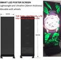 Smart LED Poster Screen Mobile