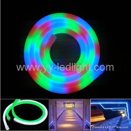 Rgb led neon flex rope light yy lrn rgb yue yuan lighting china rgb led neon flex rope light 1 aloadofball Images