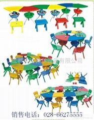 成都幼儿园课桌椅价格
