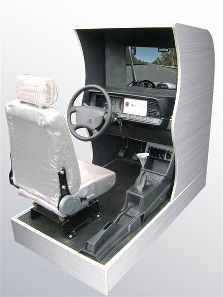 机动车驾驶模拟器 1