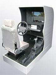 机动车驾驶模拟器