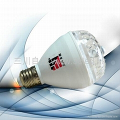 LED红外感应球泡灯