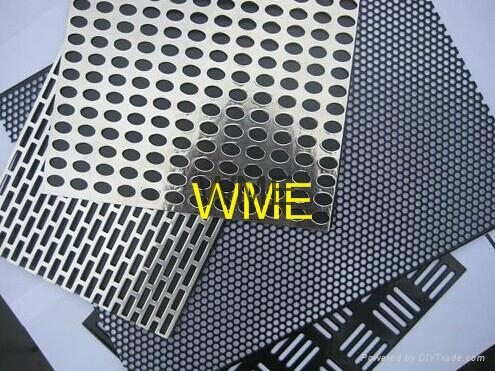 Perforated Metal Sheet 5