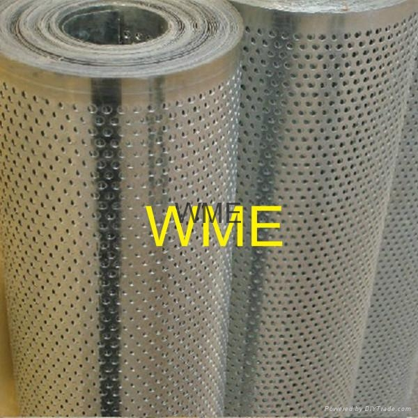 Perforated Metal Sheet 7
