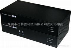 KVM视频鼠标键盘延长器