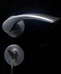 铝合金门锁