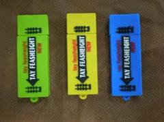 PVC USB Flash Drive (P