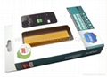 Universal 2200mAh Metal Mobile Power, Portable Battery for cell phone  4