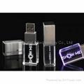 2013 NEW  Usb Crystal usb flash drive