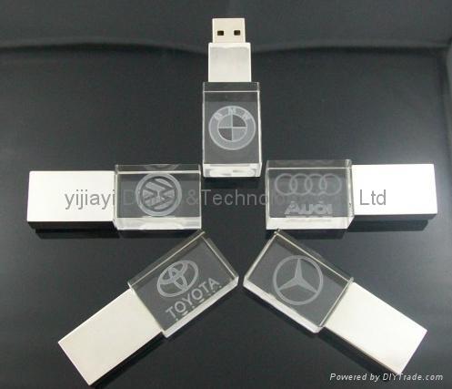 2015 NEW  Usb Crystal usb flash drive ,usb pen drive