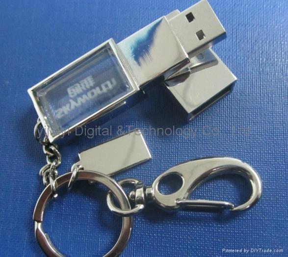 2015 NEW  Usb Crystal usb flash drive ,usb pen drive  4